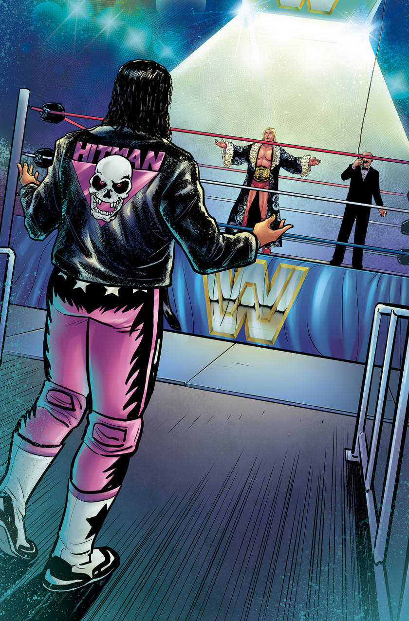 WWE2019ForeverSpecial BretHart 008 COLORS